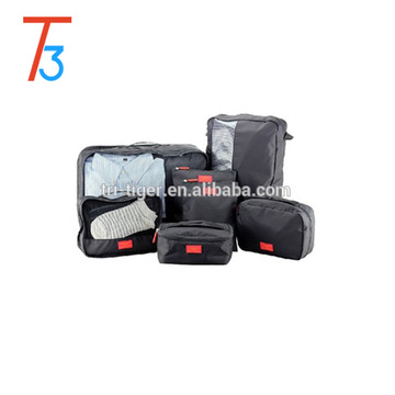 7 pcs/set Travel Packing Cubes Set, Luggage Packing Organizers